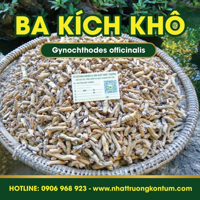 Ba Kích Khô - Gynochthodes officinalis - Túi 1kg